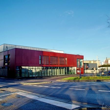 sotteville gymnase municipal