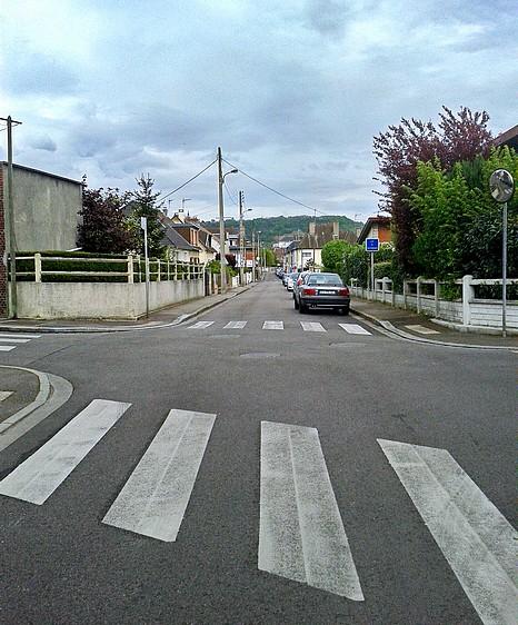 rue cavaignac et béranger