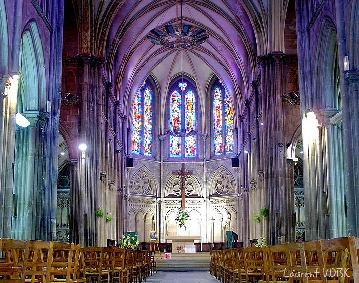 église notre dame de l'assomption sotteville-lès-rouen