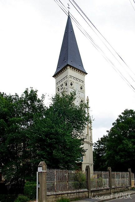 église Notre Dame de Lourdes - Sotteville 2015