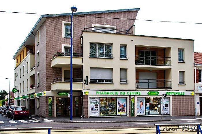 Pharmacie Rue Garibaldi Sotteville