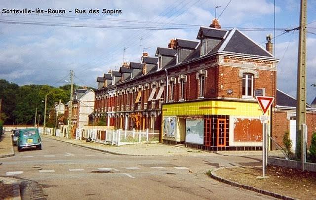 Rue des Sapins - Sotteville-lès-Rouen