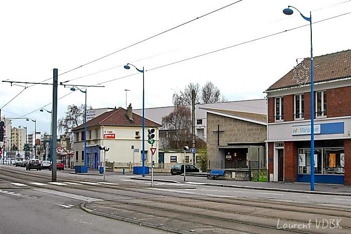 Rue Garibaldi Sotteville 2007