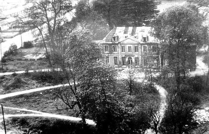 Le château des Marettes à Sotteville