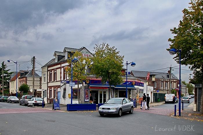 Le Celtique, place Charles de Gaulle, Sotteville-lès-Rouen 2015