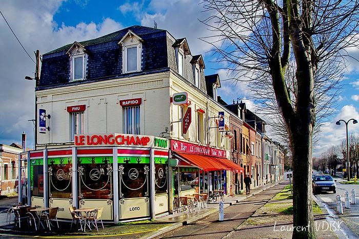 Le Longchamp - Rue de Paris, Sotteville-lès-Rouen