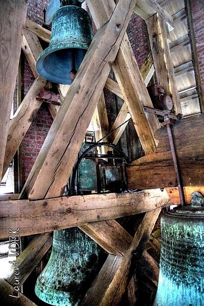 clocher et cloches église notre dame de l'assomption - sotteville-lès-rouen