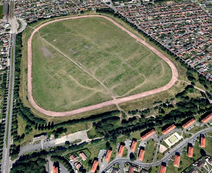 Hippodrome des Bruyères - Champ de course Sotteville-lès-Rouen - Champ libre