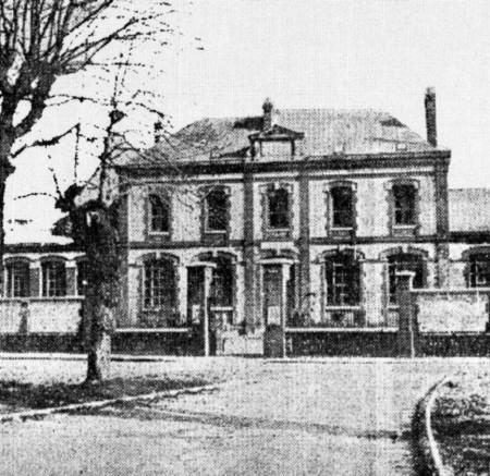 ancienne école michelet - sotteville-lès-rouen
