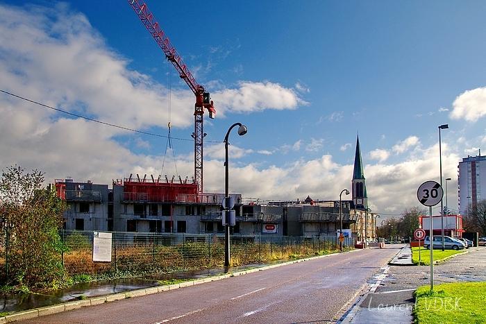 Sotteville-lès-Rouen - Rue de Paris -