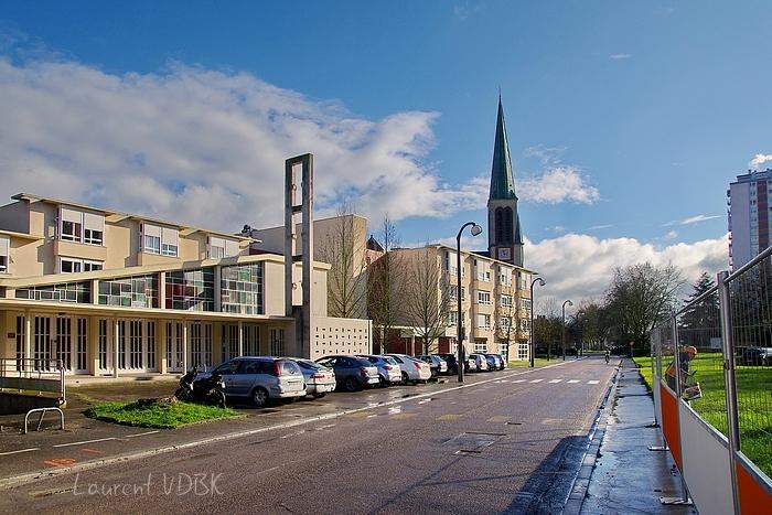 Sotteville-lès-Rouen - Rue de Paris - Résidence st Joseph