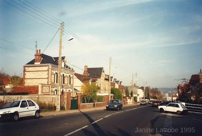 av J Jaurès 1995 - Sotteville les rouen