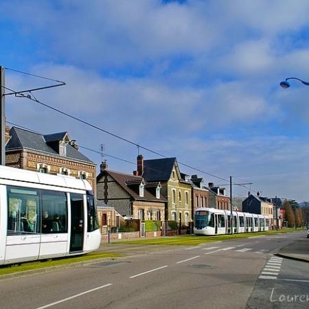 av J Jaurès 2016 - Métro - Sotteville les rouen