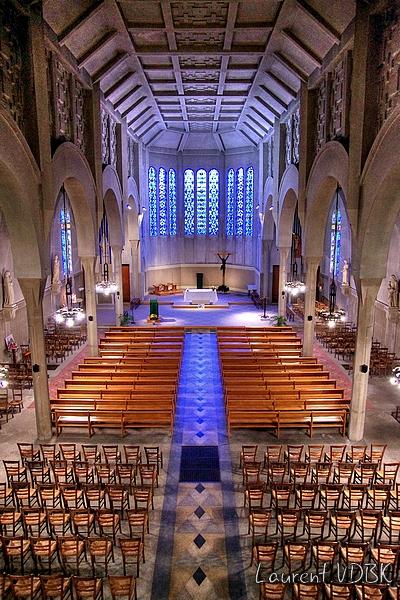 Eglise Saint Vincent de Paul - Sotteville-lès-Rouen