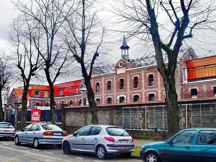 Repose du clocheton du bâtiment Pacific Vapeur du Centre Hospitalier du Bois-Petit - Sotteville-lès-Rouen