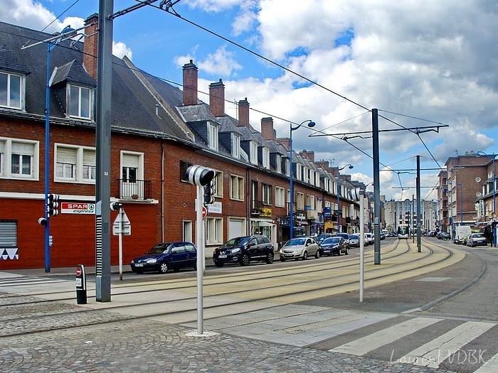 Emplacement de l'Eldorado - Place Voltaire - Sotteville-lès-Rouen