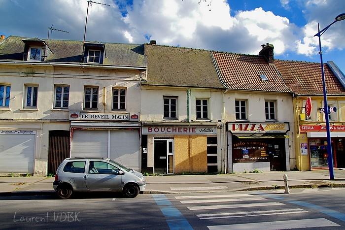 Rue Raspail - Sotteville-lès-Rouen
