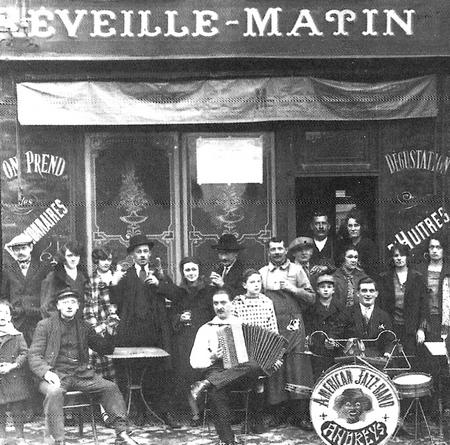 Rue Raspail et place de la République - Le Réveil Matin - Sotteville-lès-Rouen