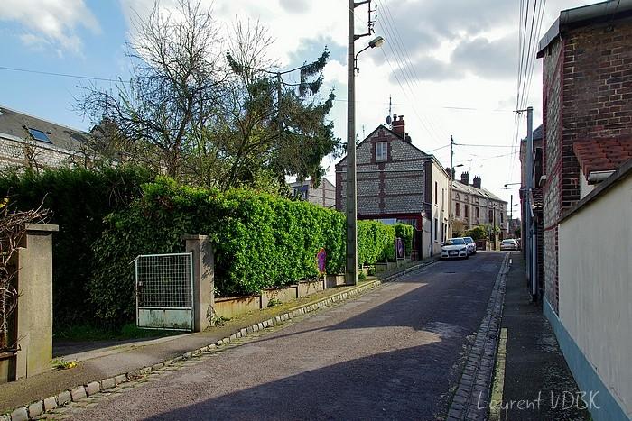 Rue Nicolas Brémontier - Sotteville-lès-Rouen