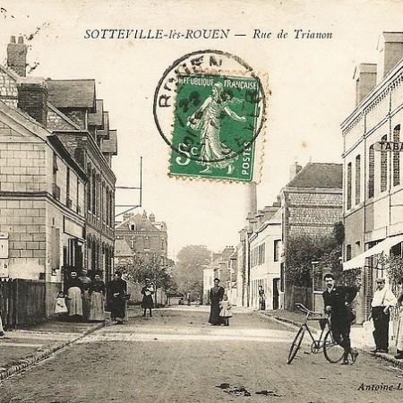 Bar Tabac Rue de Trianon - Sotteville-lès-Rouen