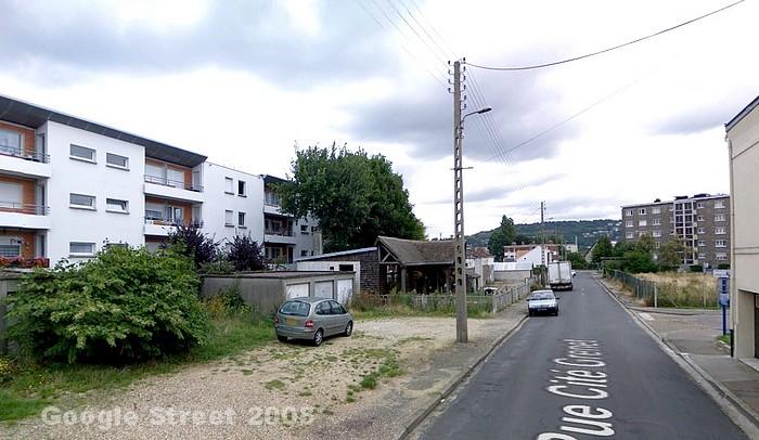 Rue cité Grenet - Sotteville-lès-Rouen