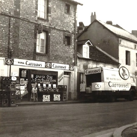 épicerie Sanac rue Garibaldi - Sotteville-lès-Rouen