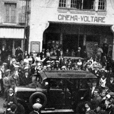 Cinéma Voltaire - Rue Pierre Corneille - Sotteville-lès-Rouen