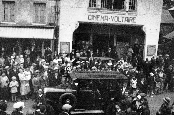 Cinéma Voltaire - Rue Corneille - Sotteville-lès-Rouen