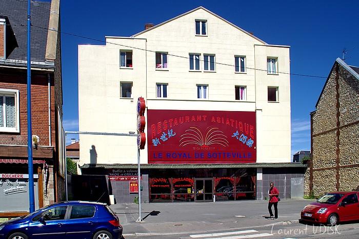 Restaurant asiatique Royal de Sotteville - Sotteville-lès-Rouen