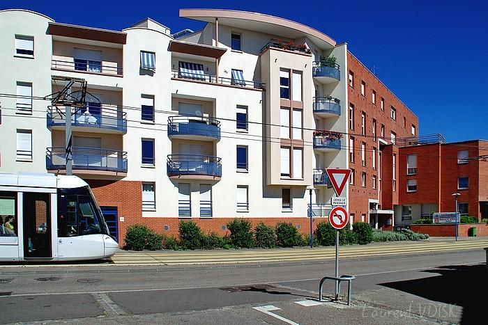 Rue léon Blum - Sotteville-lès-Rouen