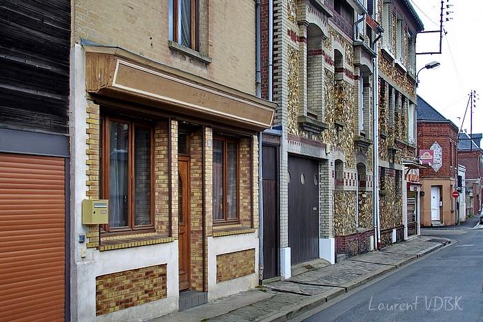 ancienne enseignes rue du Madrillet à Sotteville-lès-Rouen