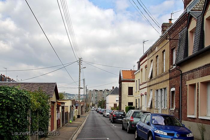 Rue Jean Cécille - Sotteville-lès-Rouen
