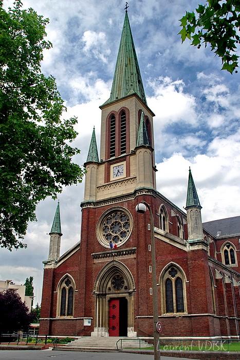 Eglise Notre-Dame de l'Assomption Sotteville-lès-Rouen