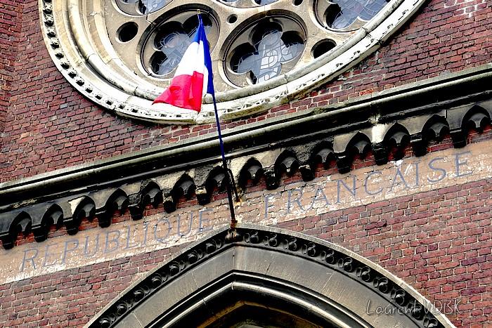 Eglise Notre-Dame de l'Assomption Sotteville-lès-Rouen - République Française