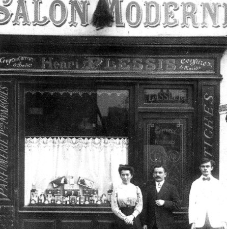 Salon Moderne - Rue Raspail - Sotteville-lès-Rouen