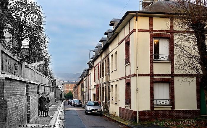 Rue Armand Barbès - Sotteville-lès-Rouen