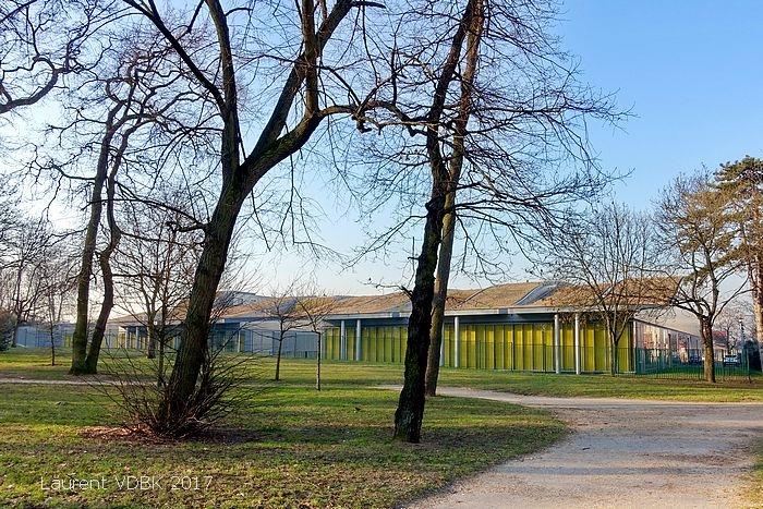 Sotteville-lès-Rouen : Agrandissement et rénovation du Lycée Marcel Sembat par rognage sur les limites du Bois de la Garenne