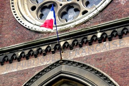 Eglise Notre-Dame de l'Assomption - Sotteville-lès-Rouen - République française