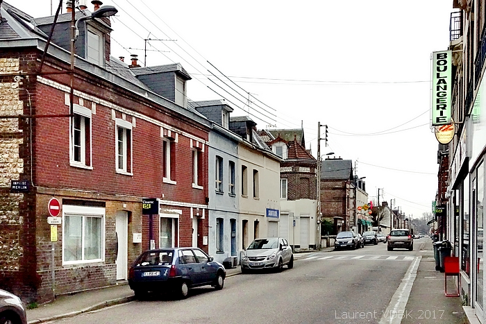 Rue de Trianon - Sotteville-lès-Rouen