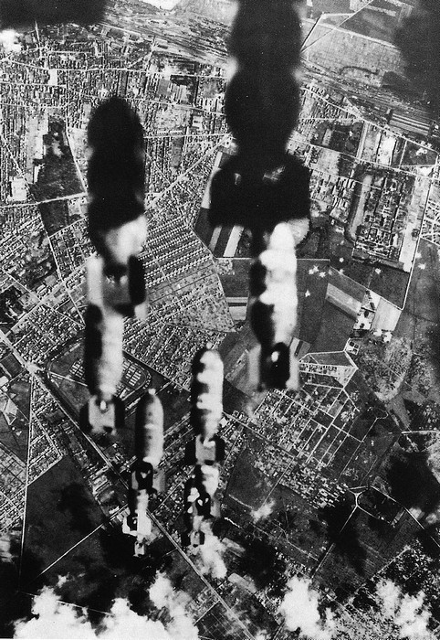Bombardement de Sotteville-lès-Rouen