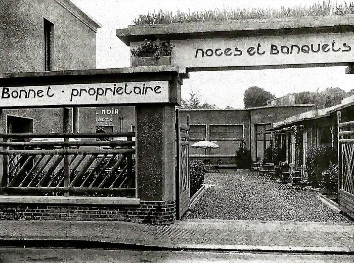 Rue Trianon Cheval Noir - Sotteville-lès-Rouen