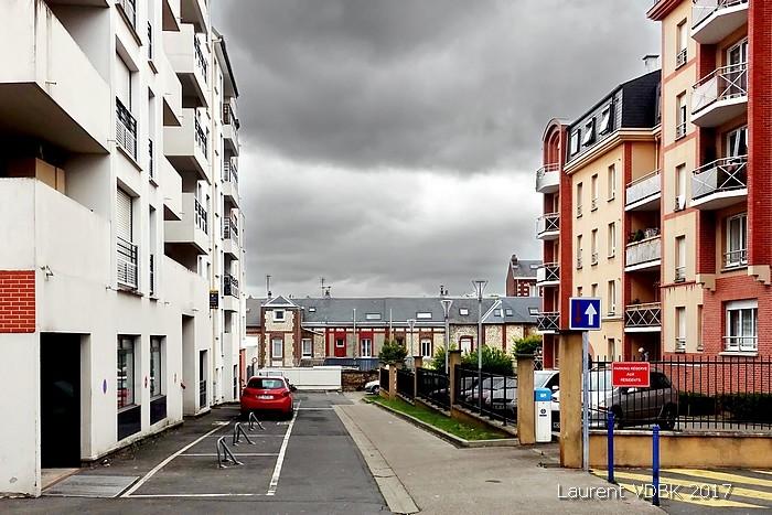 Rue Trianon - Sotteville-lès-Rouen