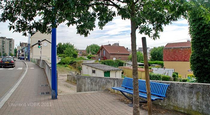 Sotteville-lès-Rouen - Rue Léon Blum