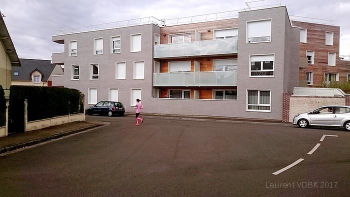 Sotteville-lès-Rouen - Angle rues Barbet / Emile Zola
