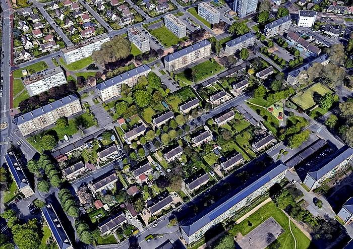 Quartier Ferdinand Buisson - Sotteville-lès-Rouen