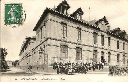Ecole Renan - Sotteville-lès-Rouen