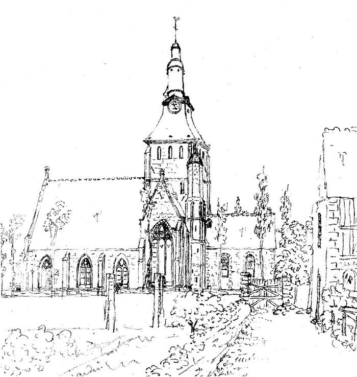 ancienne église sotteville-lès-rouen
