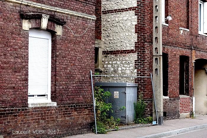 Ancien octroi de la Rue Emile Zola - Sotteville-lès-Rouen