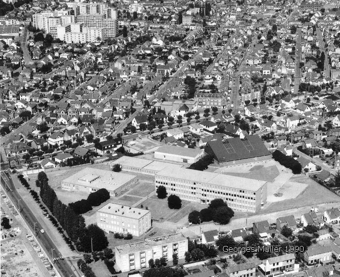 Collège Emile Zola - Sotteville-lès-Rouen