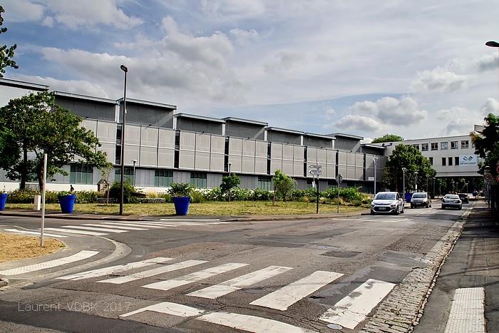 Esplanade de François Mitterrand - Sotteville-lès-Rouen